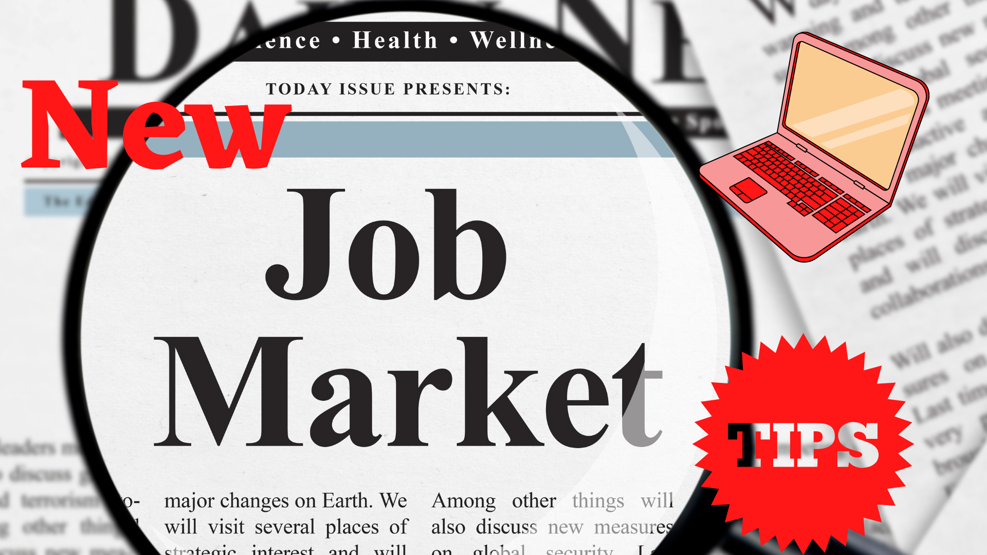 Tips to Get Ahead in a New Job Market